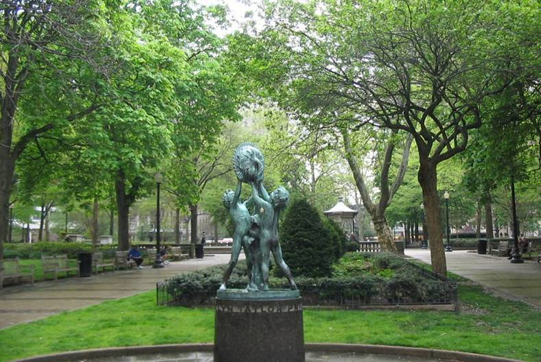 Rittenhouse Square - Attractions - Rittenhouse Square, Philadelphia, PA, US